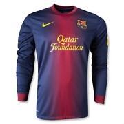 FC Barcelona Jersey 2012