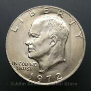 Uncirculated Eisenhower Dollar
