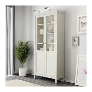 Brand New Ikea Hemnes Display Cabinet