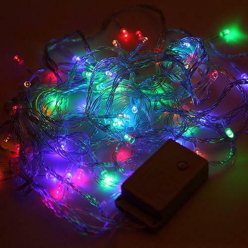Ebay Outdoor Xmas Lights: Christmas Decorations