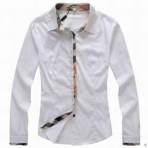 Womens Burberry White Shirts Ebay