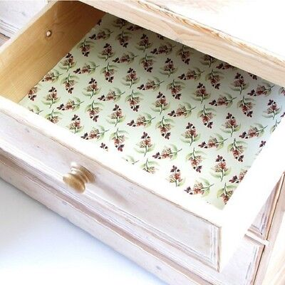 Sandalwood Scented English Drawer Liners by The Master Herbalist