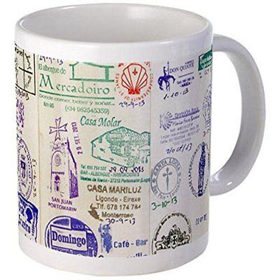11oz mug Camino De Santiago - Ceramic Printed Coffee Tea Cup Gift