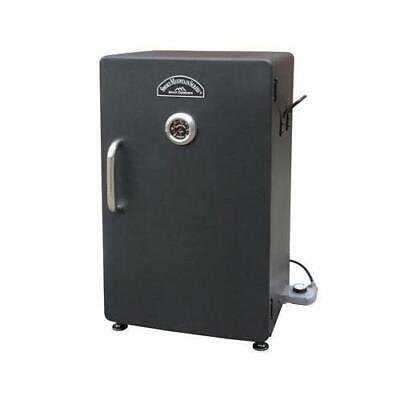 Landmann - Electric Smoker - Black