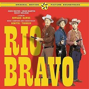Rio Bravo + 8 Bonus Tracks (Original Soundtrack) [New CD] Spain - Import