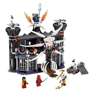 GARMADON'S FORTRESS