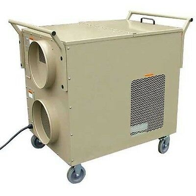 Portable Air Conditioner & Heater - 24,000 BTU Cool - 24,500 BTU Heater 750 CFM
