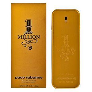 04ae11c4e Paco Rabanne eau de toilette One Million pour Homme Spray 100ml ...