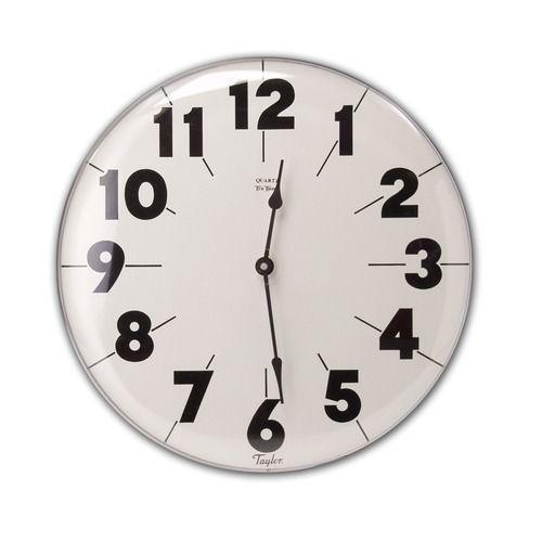 Extra large wall clock ebay