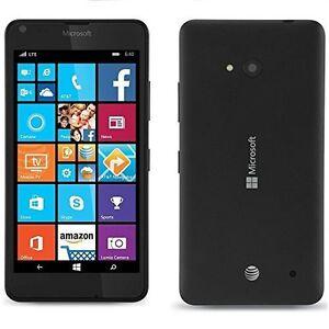 Brand new UNLOCKED Microsoft Nokia Lumia 640, Black