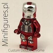 Lego Custom Iron Man