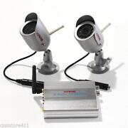 Wireless Home Security 8 Camera System