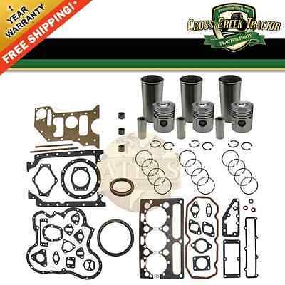 Eokmfad3152c Massey Ferguson Tractor Engine Overhaul Kit 230 235 245 240 250