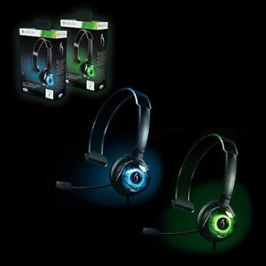 Afterglow headset Xbox 360