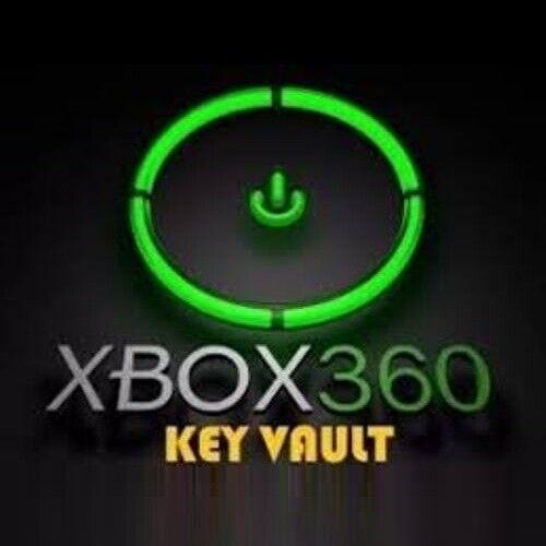 Xbox 360 RGH Keyvault KV