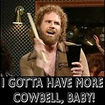 More Cowbell Collectibles