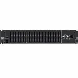 Rane GE30 single-channel, 1/3-octave equalizer