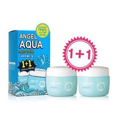 BEYOND Angel Aqua Moist Cream 150ml x2ea Special Edition  K-Beauty  Free Track