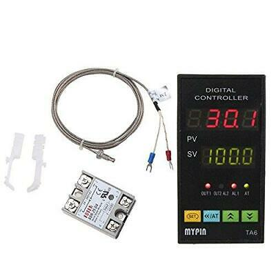 Mypin Universal Digital Ta6-snr Pid Temperature Controller With Relay Din 18...