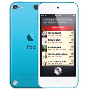 Apple iPod 5th gen Touch 16GB -gd condition.