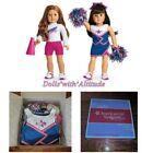 Cheerleading American Girl Today Dolls