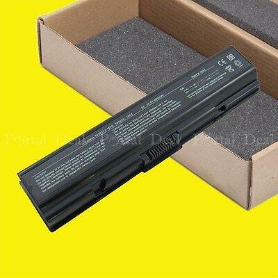 6600mah Battery Fr Toshiba Pa3533u-1brs Pa3534 Pa3534u Pa...