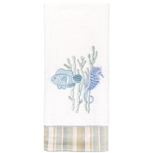 Fish Bath Towels
