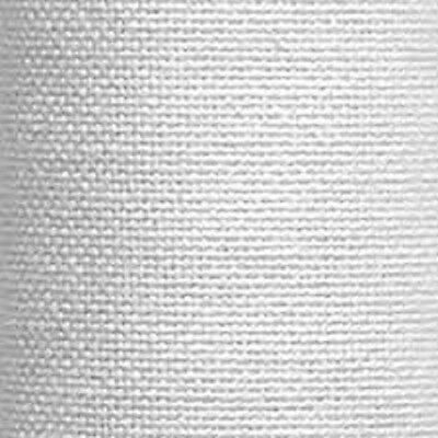 1yd 28ct WHITE Monaco Evenweave Linen Charles Craft Cross Stitch Fabric 36x60