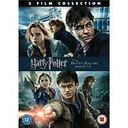Harry Potters and The Deathly Hallows Part 1