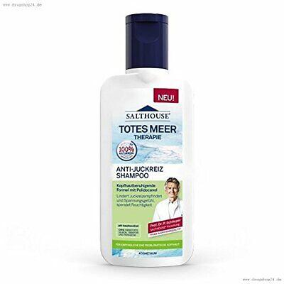 Anti Juckreiz Shampoo (Salthouse ORIGINAL Totes Meer ANTI-JUCKREIZ SHAMPOO 250ml)