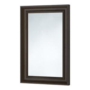 Hemnes Black/Brown Mirror