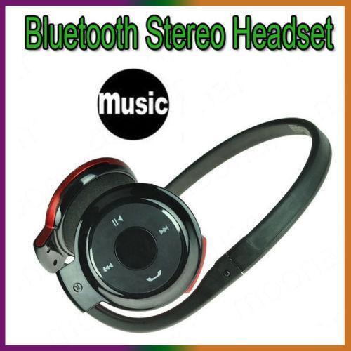 Bluetooth Headset Skype