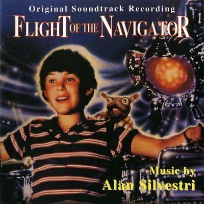 Flight of the Navigator-Original soundtrack recording by Alan Silvestri (CD)