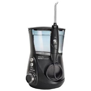 new waterpik black aquarius professional water flosser dental oral pik cleaning ebay. Black Bedroom Furniture Sets. Home Design Ideas