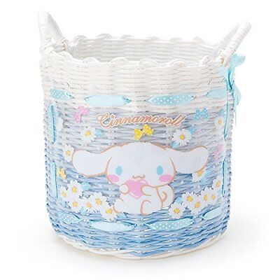 Cinnamoroll braided Basket storage box Sanrio kawaii Cute F/S NEW ZJP](Cute Box Braids)
