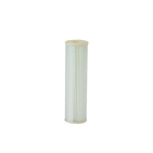5 Microns 4 Pack 9-3//4 x 2-5//8 CFS Pentek R30 Compatible Pleated Polyester Filter Cartridge 9-3//4 x 2-5//8