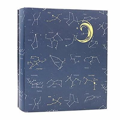 Photo Album 4x6 800 Photos Large Baby Kids Family Photo Albums -5 Per- Blue- NEW