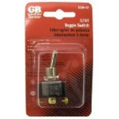 Gardner Bender GSW-12 Toggle Switch, SPDT, 125-Volt, 20-Amp, 3/4-HP - Quantity 1
