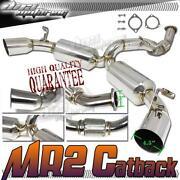 MR2 Exhaust