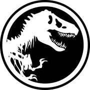 Jurassic Park Decal