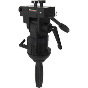 Kessler Hercules 2.0 Head & Heavy Duty Manfrotto Tripod and Case