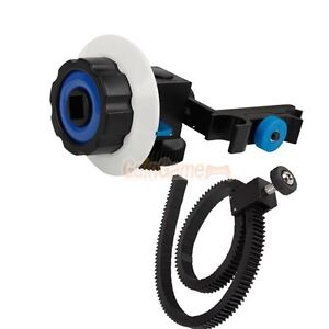 New Quick Release Clamp DSLR Follow Focus FF for 15mm rod RIG 60D 600D 5D2 D7000