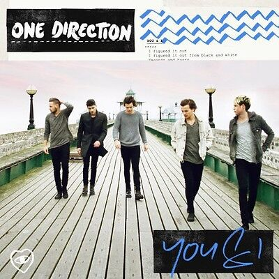 One Direction - You & I [New CD] Germany - (One Direction One Direction One Direction One Direction)