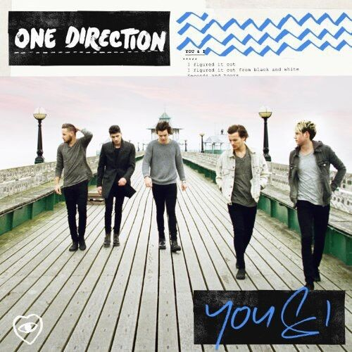One Direction - You & I [new Cd] Germany - Import