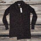 BCBGeneration Cardigan Black Sweaters for Women