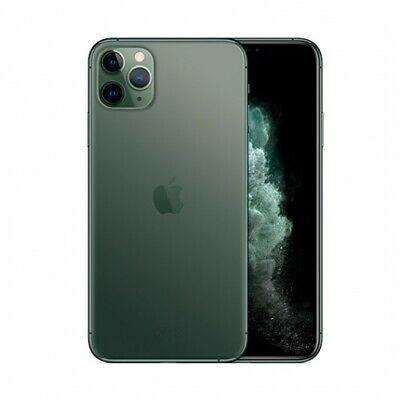 APPLE IPHONE 11 PRO MAX 64GB MIDNIGHT GREEN, NUEVO, GARANTIA APPLE