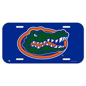 Florida Gators License Plate Ebay
