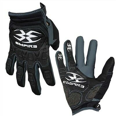 Empire Contact FT Gloves Black - Large - Paintball