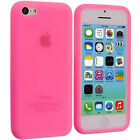 Silicone/Gel/Rubber Fitted Cases for iPhone 5