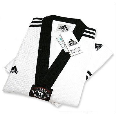 Adidas TaeKwonDo 3-stripe Master Dobok/Taekwondo Gis/Size2(160cm)